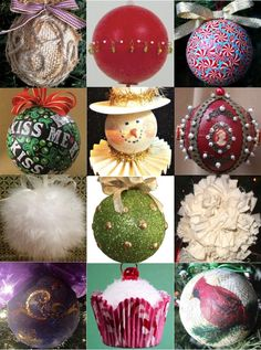 Giveaway - deadline to enter is 12/16/13 - a fabulous selection of Smoothfoam balls for crafting!