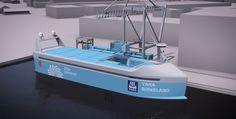 Eléctrico e autónomo: Está a chegar o primeiro navio porta-contentores sem emissões poluentes