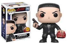 Funko pop. Punisher. Exclusive