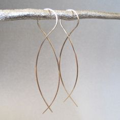 Mother's day is coming...Twist Earrings