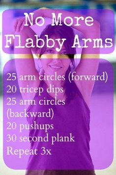 Top Workout To Reduce Flabby Arms