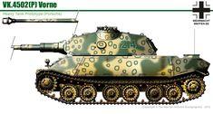 Vk.4502(P) Vorne
