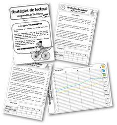 Vélociraptor : fichier d'entrainement à la fluence de lecture pour CE et CM…