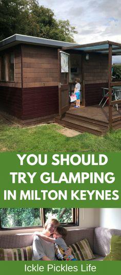 GLAMPING, campsite, milton keynes