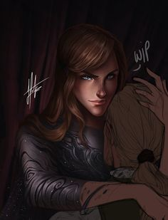 The fox in the chicken coop / let's just say ACOWAR is going to show us just how powerful Feyre is.