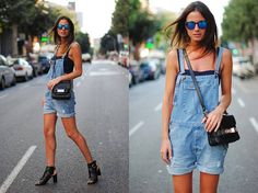 Dear overalls, I never stopped loving you.