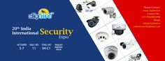 Invite to All. Clipbird (Vebotix Integrated Technologies) is Participating 20th India International Security Expo - Stall No: 04-C1, Hall No: 11, Venue: Pragati Maidan, New Delhi, - Date: 05 October to 07 October 2017. More details Contact us: +91-9560805008 or Email Us:  info@clipbird.in http://www.clipbird.in/contact-us.html