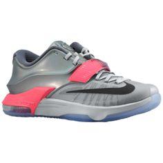 3142c12a50f3 Nike KD 7 - Men s - Kevin Durant - Pure Platinum Multi Black