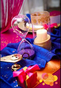 Inspiration mariage thème Aladdin et Jasmine - mariage oriental Arabian Nights Prom, Arabian Nights Theme, Arabian Party, Arabian Theme, Aladdin Birthday Party, Aladdin Party, Princess Birthday, 17 Birthday, Disney Birthday