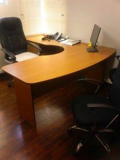 Muebles de oficina on pinterest credenzas mesas and offices - Tablero escritorio ...