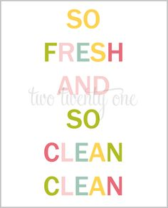 Free bathroom printable- We should print and frame these for the bathroom!