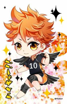 188 Best Haikyuu Hinata Images On Pinterest