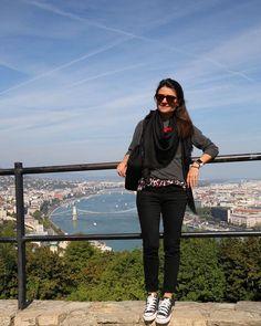 E a vista de lá de cima ❤️ @gsp.travel #vipyourself #Budapeste #Budapest