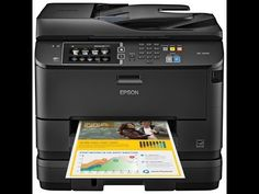 Best Laser Printer - Epson WorkForce Pro WF-4640 Inkjet Printer with Sca...