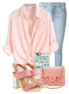 """""""Pink again !"""" by puja-ranger on Polyvore"""
