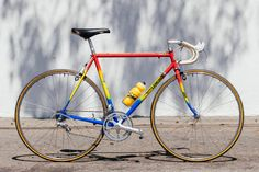 We're all fanboys of cycling and our heroes depend on accolades ranging from athletic prowess to straight up style. My guess is, Sean from Team Dream looks at the early 90's era of Lemond's Team Z wit...
