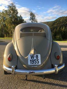 Vw Beetle 1200 / 1955 / Norway