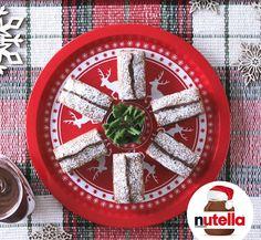 Mini Banana Bread with Nutella® hazelnut spread