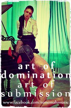 Art of domination, art of submission - http://www.facebook.com/nanemahmusic http://www.nanemah.pl