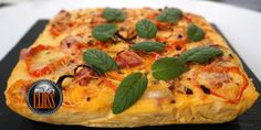Vegetable Pizza, Food To Make, Main Dishes, Vegetables, Recipes, Gastronomia, Main Course Dishes, Entrees, Vegetable Recipes