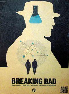 Постер к фильму Во все тяжкие 6 :: Интернет-магазин дизайнерских постеров