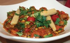 SILICONEER | RECIPE: Vegetable Rogan Josh | MARCH 2011 | Celebrating 12 Years