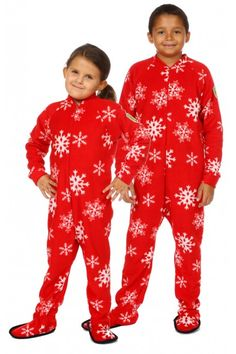 Looking for Christmas kids pajamas  Check out Snug As A Bug s Winter  Snowflake Kids Footed Pajama. We specialize in warm comfy onesies   ship  anywhere in ... a58c29494