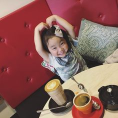 家族でケアンズに💨到着してまず朝ごはん🥞***#朝ごはん#ケアンズ#kidsfashion #smallable #acne#fashion  #Regram via @m.s.a.bo