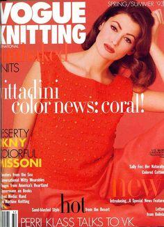 Vogue Knitting Spring-Summer 1993