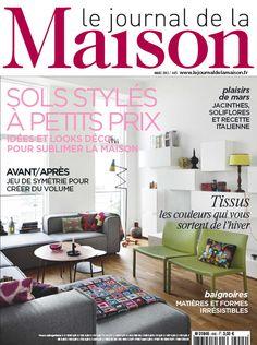 Le Journal de la Maison mars 2012 n°445