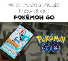 Pokemon Go Guide for Moms