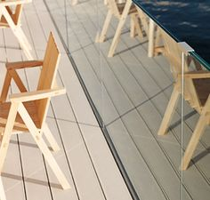 Hardwearing and low-maintenance UPM ProFi products are ideal for a wide range of outdoor applications. Pavilion, Terrace, Piano, Restaurants, Hotels, Deck, Range, Outdoor, Design