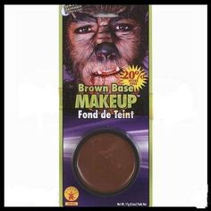 Rubie's Costume Co Grease Paint Makeup-Brown Costume >>> Read more at the image link.