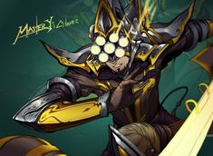 Master Yi - League of Legends - Image - Zerochan Anime Image Board Champions League Of Legends, Lol Champions, Lol League Of Legends, Naruto, Fanart, Female Characters, Fictional Characters, Iron Man, Character Art