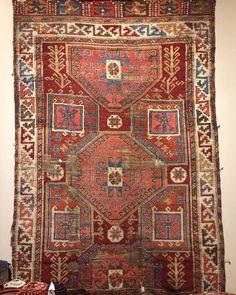 18th century Konya rug