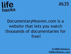 Documentaries are an excellent way to supplement fiction texts in the class- bring in historical info, statistics, crazy eye-opening situations, and make students interested and excited using a medium they are VERY familiar with...all at no cost...★