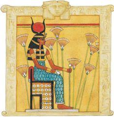 #antico #egitto   La mucca rappresentava la dea Hathor che era la principale divinità dell'amore e della fertilità, governava la bellezza e la musica. Veniva spesso rappresentata con una donna con corna di mucca o come una mucca che era uno dei molti simboli con cui venivano rappresentate le divinità materne. Il latte aveva per gli egizi un particolare significato rituale di resurrezione e purificazione.