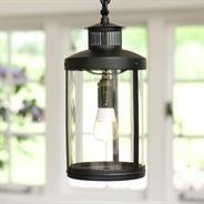Woodbrige Lantern made by Jim Lawrence