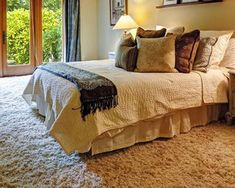 Affordable Carpet, Commercial Carpet Cleaning, Animal Protection, How To Clean Carpet, Comforters, Restoration, Blanket, Bed, Furniture