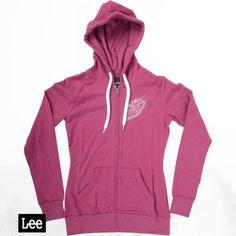 Troy Lee Designs Womens Triple Threat Fleece Hoody Zip Sweatshirt
