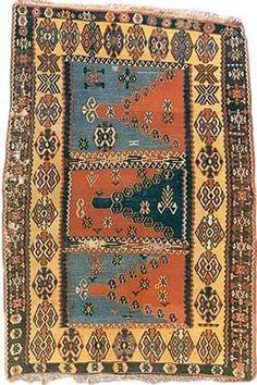 Kilim, 18th Century, Erzurum