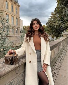 Paris Outfits, Winter Fashion Outfits, Fall Winter Outfits, Look Fashion, New Outfits, Autumn Fashion, Summer Outfits, Business Casual Outfits, Classy Outfits