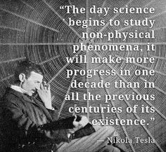 Nikola Tesla believed in Free Energy and so does the Resonance Project.