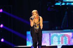 Kelly Clarkson - Sydney Entertainment Centre, Thursday 27 September 2012