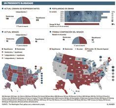 Elecciones El Mundo | Visual Loop