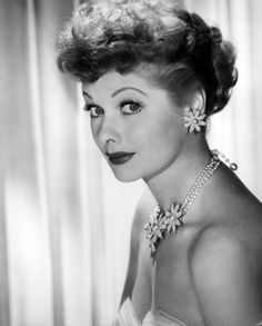 Lucille Ball-I love Lucy