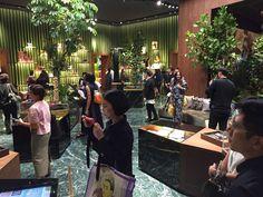 Le magasin Jim Thompson de Bangkok