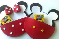 Lembrancinhas para uma festa da Minnie: ideias bacanas para meninas e meninos!
