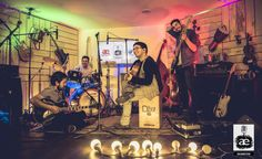 Diego Díaz Band en AE Sessions 2014 - Fotografías cortesía de Pic & Share (http://www.picandshare.com/web/)