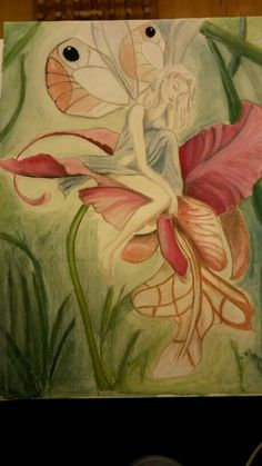 Pastel and gouache 2012